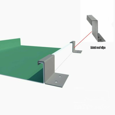 Metal Roof Standing Seam Clips Geit Metal Roof