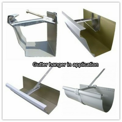 Stainless Gutter Hangers Geit Metal Roof Accessories Factory